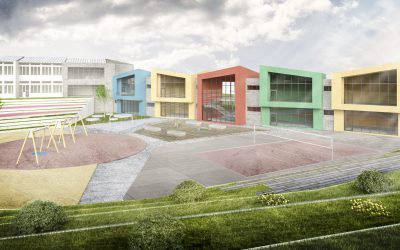 Idejni projekt dogradnje Osnovne škole Čavle