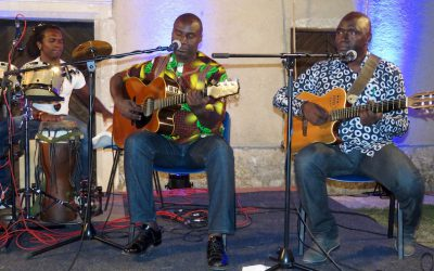 Afrički blues na Grobniku
