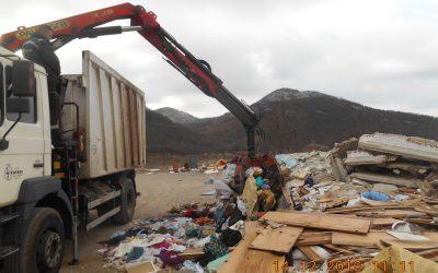 Program odvoza glomaznog otpada te program dežurne službe (grajfer) za Općinu Čavle za 2018.g.