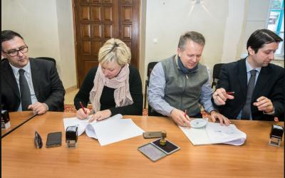 E županija – potpisan sporazum