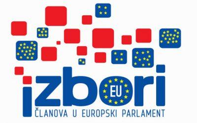 IZBORI ZA ČLANOVE U EUROPSKI PARLAMENT
