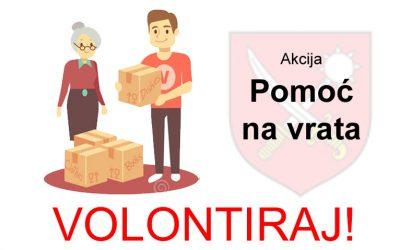 Poziv za volontere