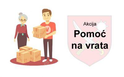 Akcija 'Pomoć na vrata'
