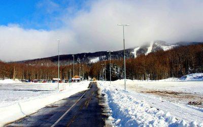 Opremanje skijališta Platak